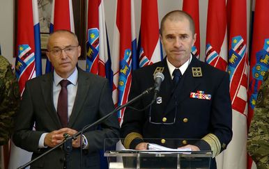 Robert Hranj, viceadmiral (Foto: Dnevnik.hr)