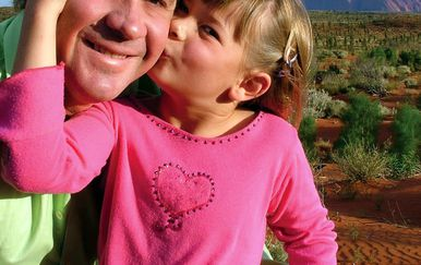 Steve Irwin i Bindi (Foto: Getty Images)
