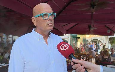 Željko Alfirević iz Udruge ugostitelja grada Splita (Foto: Dnevnik.hr)