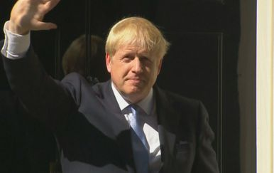 Premijer Boris Johnson (Foto: Dnevnik.hr)