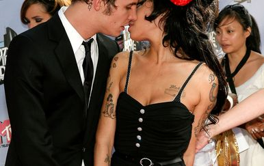 Amy Winehouse i Blake Fielder-Civil (Foto: Getty)