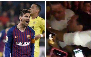 Lionel Messi (Foto: AFP/Screenshot)