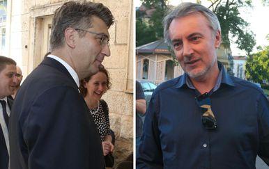 Miroslav Škoro, Andrej Plenković (Foto: Dubravka Petric/Ivo Cagalj/PIXSELL)