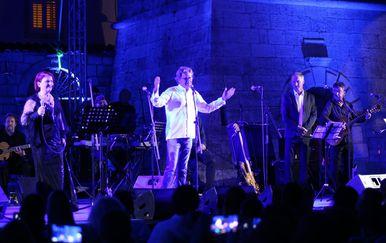 U sjećanje na Olivera Dragojevića održan koncert Trag u beskraju (Video: Ivo Cagalj/PIXSELL)