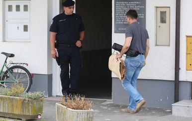 Policija upala u zgradu Općine Čeminac (Foto: Davor Javorovic/PIXSELL)
