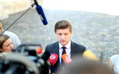 Ministar Zdravko Marić (Foto: Sanjin Strukic/PIXSELL)