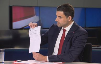Davor Bernardić pokazao račun za testiranje na koronavirus