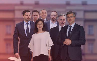 Parlamentarni izbori 2020_kandidati