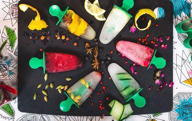 Džin-tonik sladoledi različitih okusa - 5