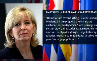 Odgovor europske pučke pravobraniteljice