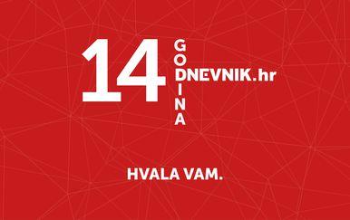 Dnevnik.hr slavi 14 godina