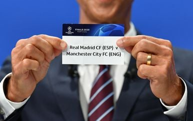 Real - Manchester City