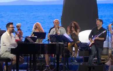 Nina Badrić i Petar Grašo