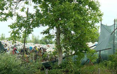 Odlagalište otpada u Samoboru - 2