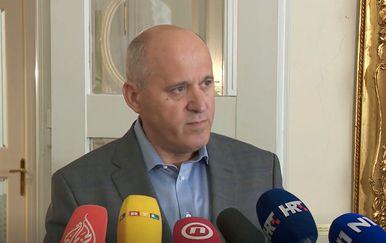 Branko Bačić, predsjednik Kluba zastupnika HDZ-a