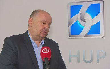 Damir Zorić, glavni direktor Hrvatske udruge poslodavaca