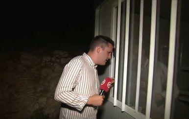 Domagoj Mikić na gradilištu u Malom Lošinju - 2