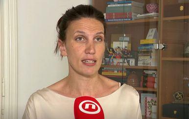 Ana Tuškan, Sindikat učitelja
