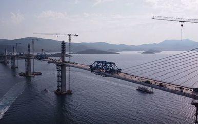 Pelješki most - 2