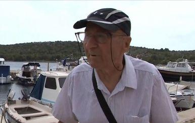 Dinko Jelovčić (HDZ), predsjednik Mjesnog odbora Kaprije