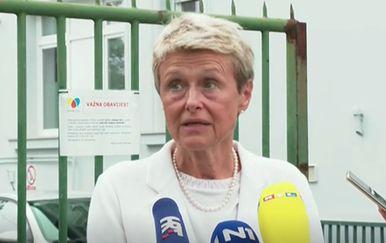 Sanja Kolaček, Predsjednica Upravnog vijeće Bolnice Srebrnjak