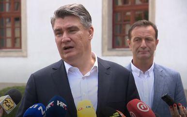 Zoran Milanović u Varaždinu