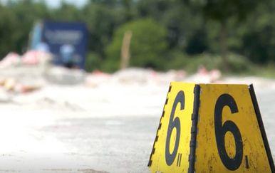 Prometna nesreća na autocesti A3 - 1