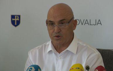Ivan Dabo, gradonačelnik Novalje