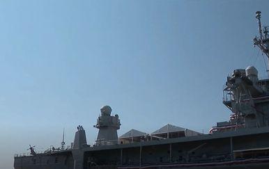 Američki ratni brod u Splitu - 3