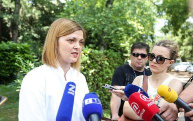 Vesna Višekruna Vučina (Foto: Luka Stanzl/PIXSELL)