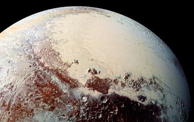 Pluton (Foto: NASA/JHUAPL/SwRI)