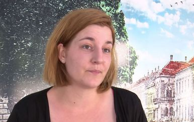 Ivana Smolčić Jerković,Inicijativa brodske mame za djecu (Foto: Dnevnik.hr)