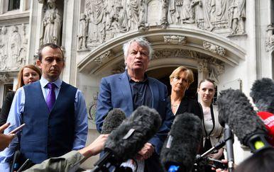 Vrhovni sud odbio presuditi o pobačaju u Sjevernoj Irskoj (Foto: AFP)