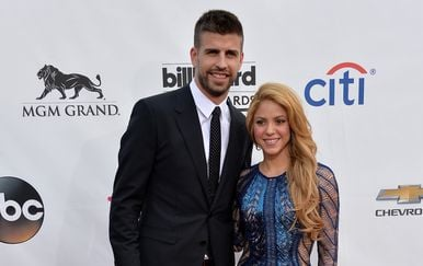 Shakira i Pique (Foto: Getty Images)