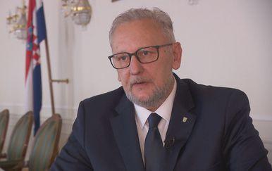 Ministar unutarnjih poslova za Novu TV o migrantima (Foto: Dnevnik.hr) - 1