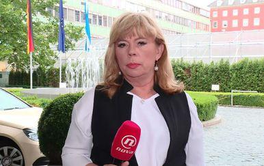 Ivana Petrović uživo iz Münchena (Foto: Dnevnik.hr)