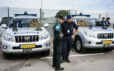 Nizozemska granična policija, ilustracija (Foto: AFP)