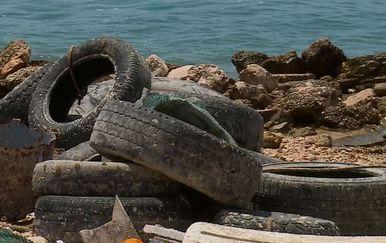 Smeće u moru sve veći problem (Foto: Dnevnik.hr)