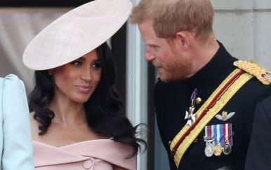 Princ Harry, Meghan Markle (Foto: Getty Images)