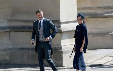 David i Victoria Beckham (Foto: Getty Images)