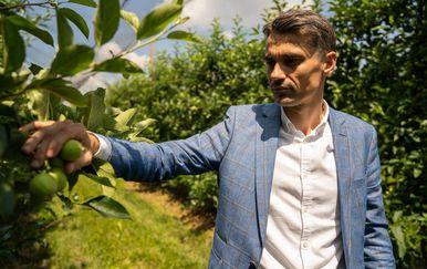 Nikola Velicki, direktor tvrtke Rabo