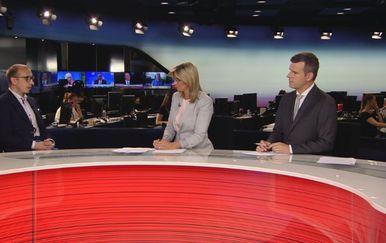 Dr.sc. Branimir Vidmarović gost Dnevnika Nove TV (Foto: Dnevnik.hr) - 2