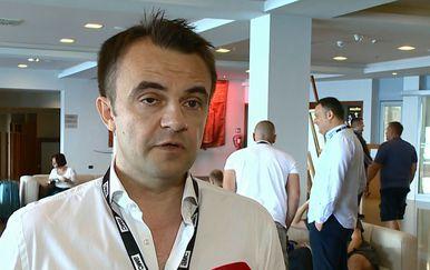 Dražen Mavrić (Foto: Vijesti Nove TV)
