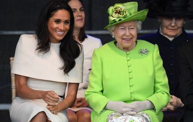 Meghan Markle, Kraljica Elizabeta (Foto: Getty Images)