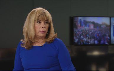 Ivana Petrović, gost Dnevnika Nove TV (Foto: Dnevnik.hr) - 2