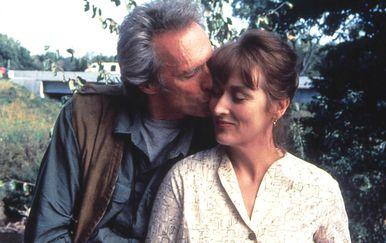 Clint Eastwood i Meryl Steep