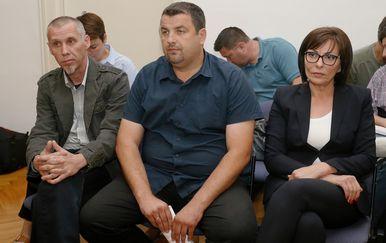 Počelo suđenje Marini Lovrić Merzel (Foto: Dalibor Urukalovic/PIXSELL)