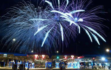 Proslava ulaska Hrvatske u EU (Foto: Borna Filic/PIXSELL)