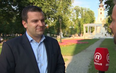Vjekoslav Đaić uživo iz Bjelovara (Foto: Dnevnik.hr) - 2