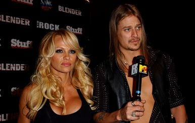 Pamela Anderson Kid Rock (Foto: Getty)